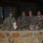 Dove Hunting Texas