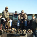 Duck hunting texas