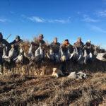 waterfowl hunting texas
