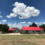 Hunting Lodge on San Saba River