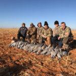 Crane Hunting Texas